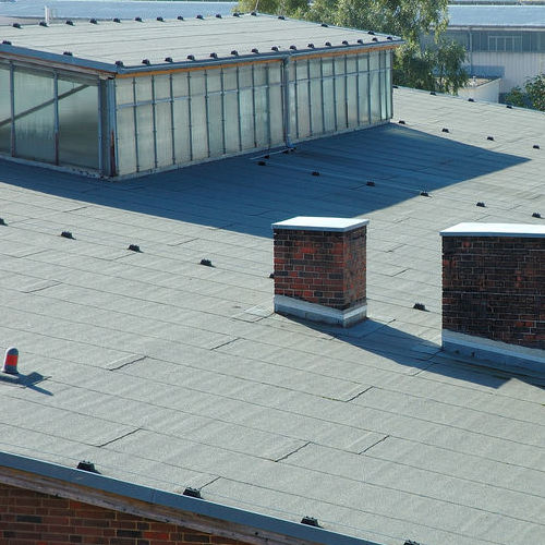 An Industrial Roof.